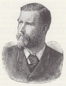 Bram Stoker: 1897 drawing